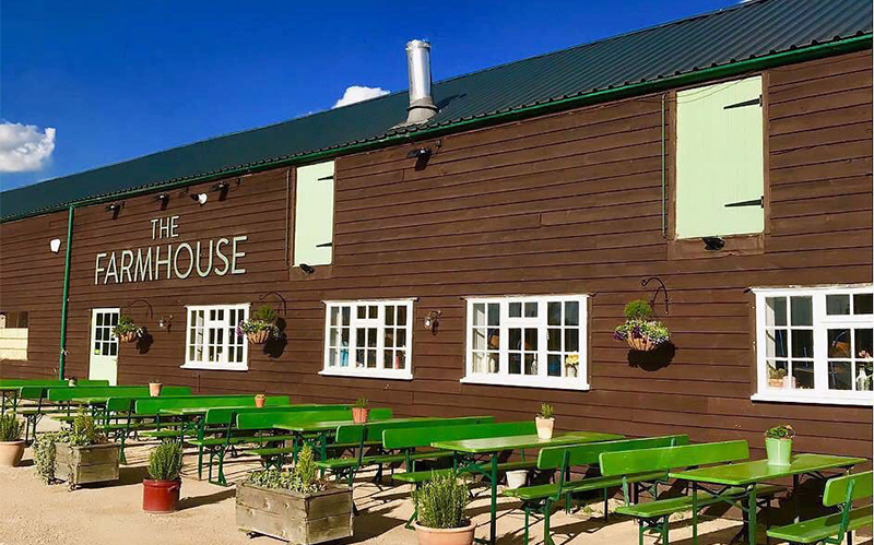 Opening the Farmhouse Restaurant Waltham Abbey