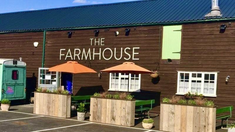 Opening the Farmhouse Restaurant Waltham Abbey