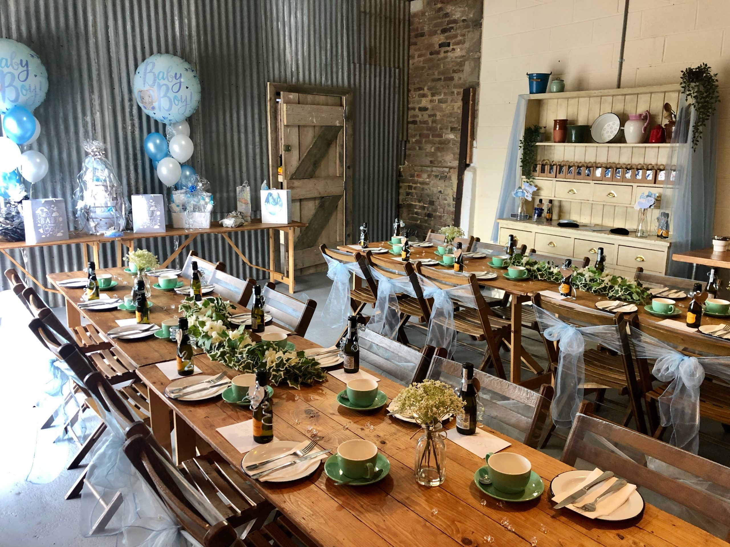 Venue Hire Essex at Farmhouse Restaurant Waltham Abbey